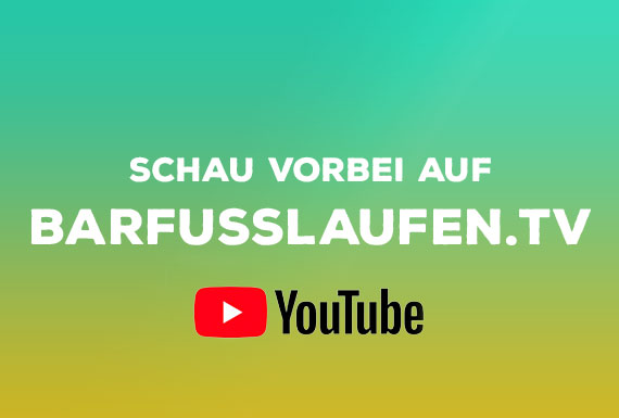 barfusslaufen.tv Youtube kanal