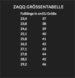 Zaqq Grössentabelle