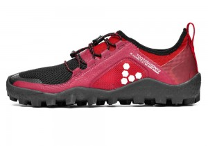 Vivobarefoot Primus Trail Soft Ground Men black/Red – Bild $_i