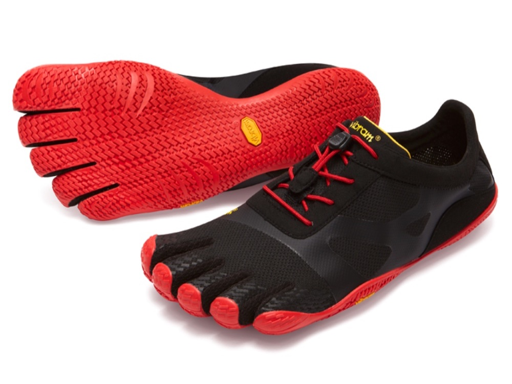 Fivefingers Men KSO Evo black/red